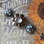 FREE SHIPPING - Flower Bracelet But..